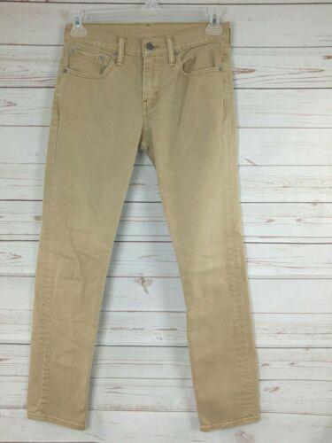 kaki Fit fusel coupe Jeans Slim hommes pour Levi's 511 gnI8E