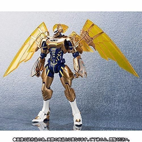 S.H.Figuarts Tiger & Bunny The Movie goldEN RYAN Action Figure BANDAI from Japan