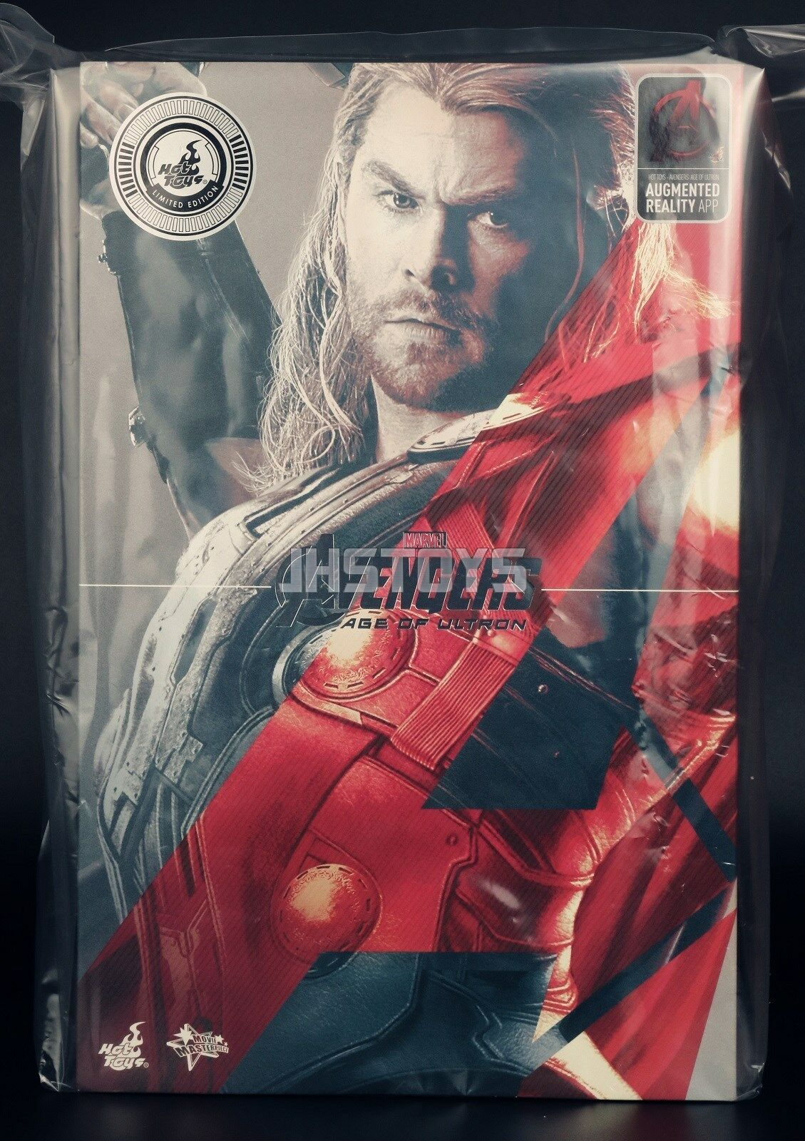 Hot Toys 1 6 Avengers Age of Ultron AOU Thor MMS306