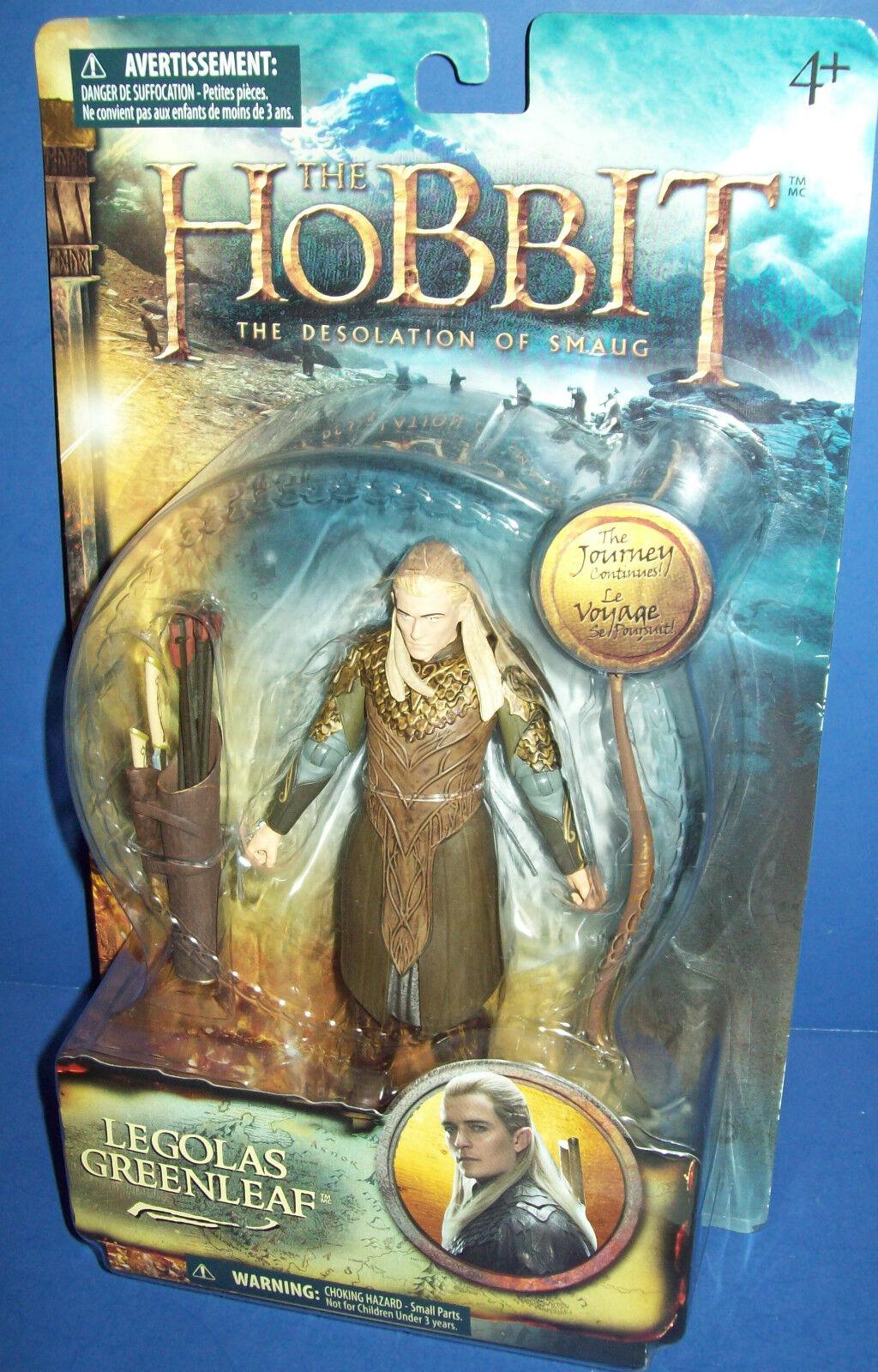 The Hobbit Desolation of Smaug - LEGOLAS GREENLEAF figure New factory sealed
