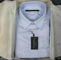 Valentino Shirt Jc0004 Col 0510 Valentino 100% Cotton Relaxed Fit Valentino