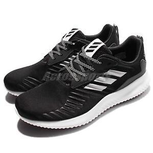 Adidas Black Purple Men S Alphabounce Running Shoes