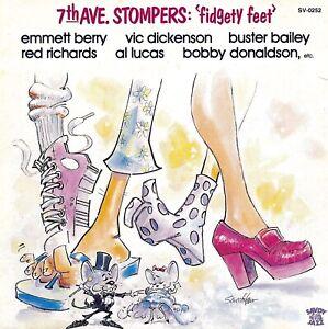 7th-Ave-STOMPERS-Fidgety-Feet-1994-Savoy-Jazz-SV-0252-Japan