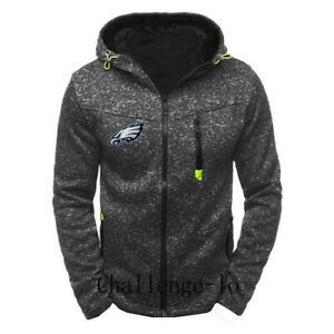 Philadelphia-Eagles-Football-Hoodie-Zipper-Sweatshirt-Jacket-Casual-Coat-Top