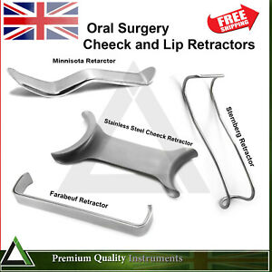 Oral-Surgery-Retractors-Mouth-Opening-Dental-Surgical-Orthodontic-Instruments