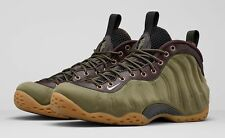 NIKE AIR FOAMPOSITE ONE OLIVE Size 12. 575420-200 jordan penny wheat suede ext