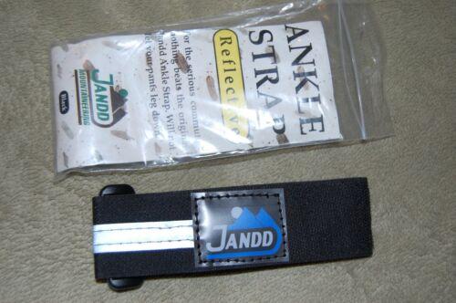 "Jandd Cyclisme Cheville Sangles 1.5/"" Scotch 3 m Matériau réfléchissant made in USA Best $"