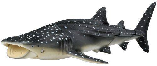 Takara Tomy Ania AL-5 Whale Shark Figure Japan Import