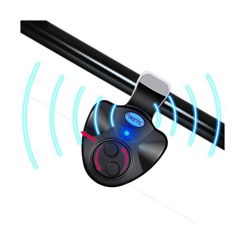 FREETOO Best Sensitive Electronic Fishing Bite Alarm Indicator 3pcs