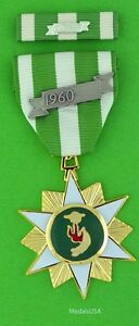 Republic-of-Vietnam-Campaign-Medal-amp-Mounted-Ribbon-Bar-Full-Size-USA-Made