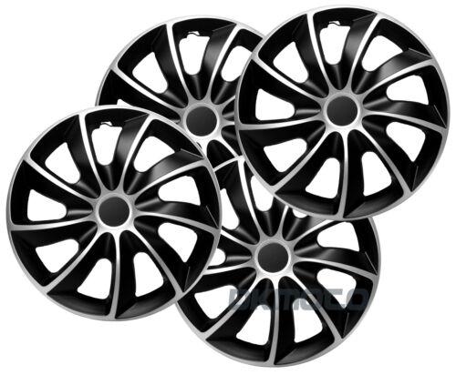 "14/"" COPRICERCHI Corsa Astra Combo Agila Hub Caps Set di 4 x14/'/'"