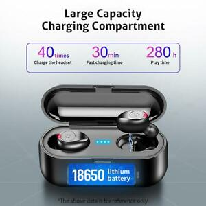 TWS-F9-Inalambrico-Bluetooth-Auriculares-In-Ear-Auriculares-Estereo-para-iPhone-Android