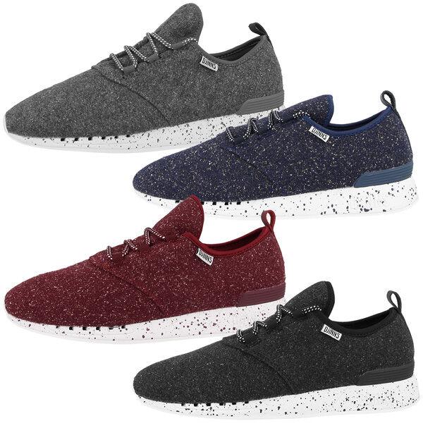 Djinn's Moc Lau Spots Sneaker Sport Freizeit Schuhe Djinns Moclau Forlow LowLau