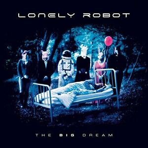 Lonely-Robot-The-Big-Dream-CD