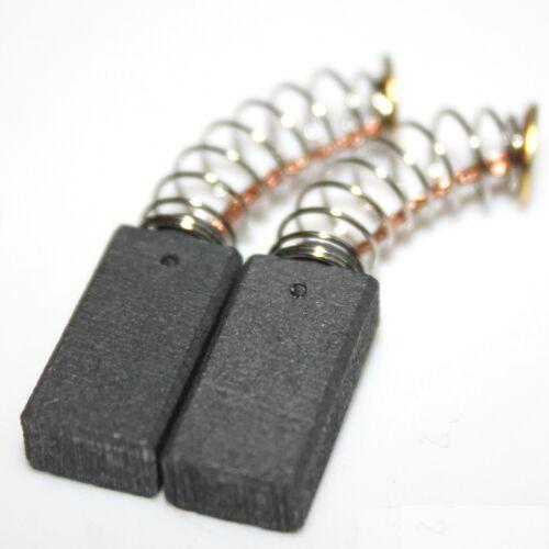 Charbon balais pour Bosch psb 550-re//psb 680-2//psb 680-2 re//psb 680-2r pe a9