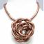 Metall-Schlange-flexibel-Armreif-Biegsam-Halskette-Snake-Kette-Armband-Halsreif 縮圖 19