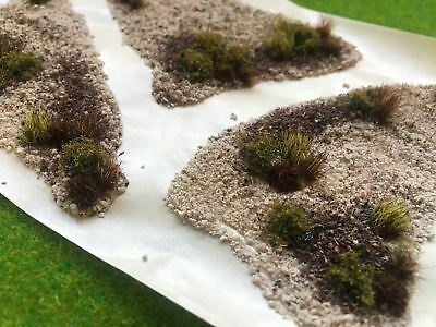 """/""""Bring me a Shrubbery!/"""" Static Grass Tufts Various Colours"""