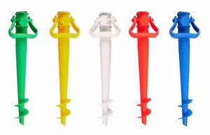 Parasol-Holder-Ground-Sleeve-Einschraubhulse-Anchor-Spike-Umbrella-Stand
