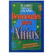 Devocionales de Ninos Para Todo Un Ano (Spanish Edition), Various Artists, RV 19