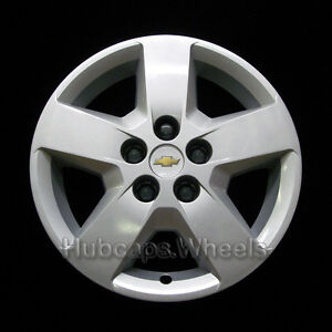 Chevy-HHR-and-Malibu-2007-2011-Hubcap-Genuine-GM-Factory-OEM-3275-Wheel-Cover