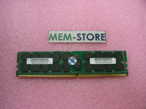46W0833 4X70G88320 32GB DDR4 2400MHz ECC RDIMM Memory Lenovo ThinkServer RD350