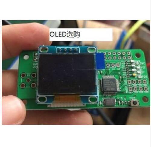 UHF//VHF MMDVM hotspot OLED Antenna Case Support P25 DMR YSF for Raspberry pi