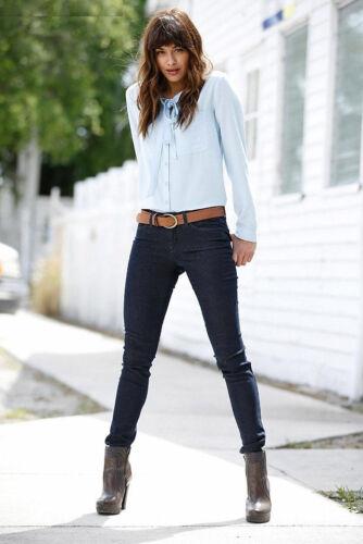 """NUOVO!! Tom Tailor Denim Skinny-fit-Jeans /""""Jona/"""" darkblue Kp 57,99 € SALE/%/%/%"""