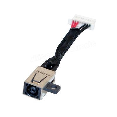 7352 P57G 13-7000 0JDX1R DC Power Jack Cable Replacement for Dell Inspiron 13-7347//7348