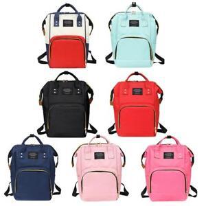 Mummy-Maternity-Nappy-Diaper-Bag-Large-Capacity-Baby-Bag-Travel-Backpack-Handbag