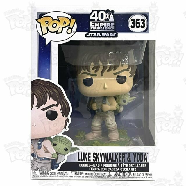 Star Wars Luke Skywalker & Yoda (#363)