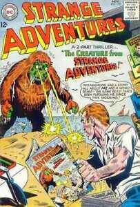 Strange-Adventures-1950-series-170-in-Fine-minus-condition-DC-comics-r8