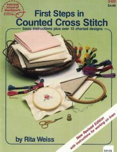 First-Steps-in-Counted-Cross-Stitch-5103-Revised-American-School-of-Needlework