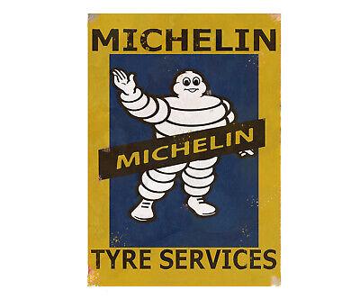 Caterpillar Cat Advertising Vintage Garage Sign Shed Workshop Classic Metal