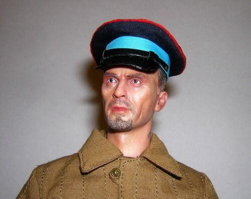Banjoman 1//6 scale custom la seconde guerre mondiale la police russe cap