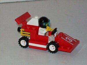 6509 LEGO Town Red Devil Racer vintage