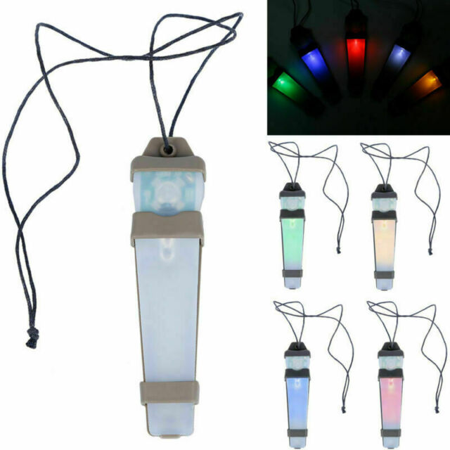 Gel Tactical ELite Strobe Lamp Survival Helmet LED Airsoft IR Signal Light Tool
