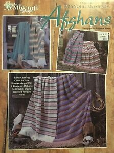 Tranquil-Moments-Afghans-6-Crochet-Patterns-1997-The-Needlecraft-Shop-971230