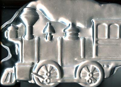 Quot Little Quot Locomotive Steam Engine Train Wilton Cake Pan