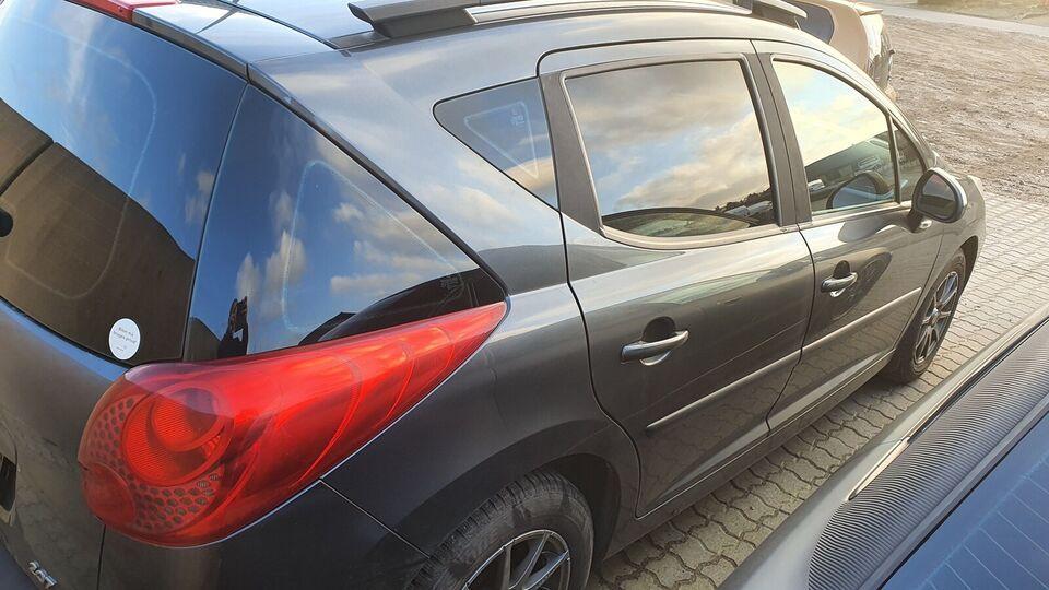 Peugeot 207, 1,6 HDi S16 SW, Diesel