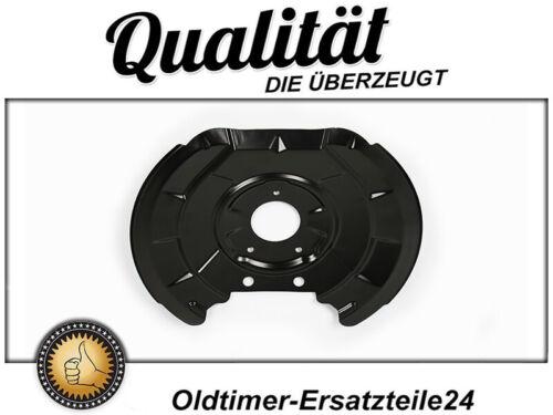 Käfer 1302 //1303 Bremse Spritzblech Bremsstaubblech Staubblech für VW T1