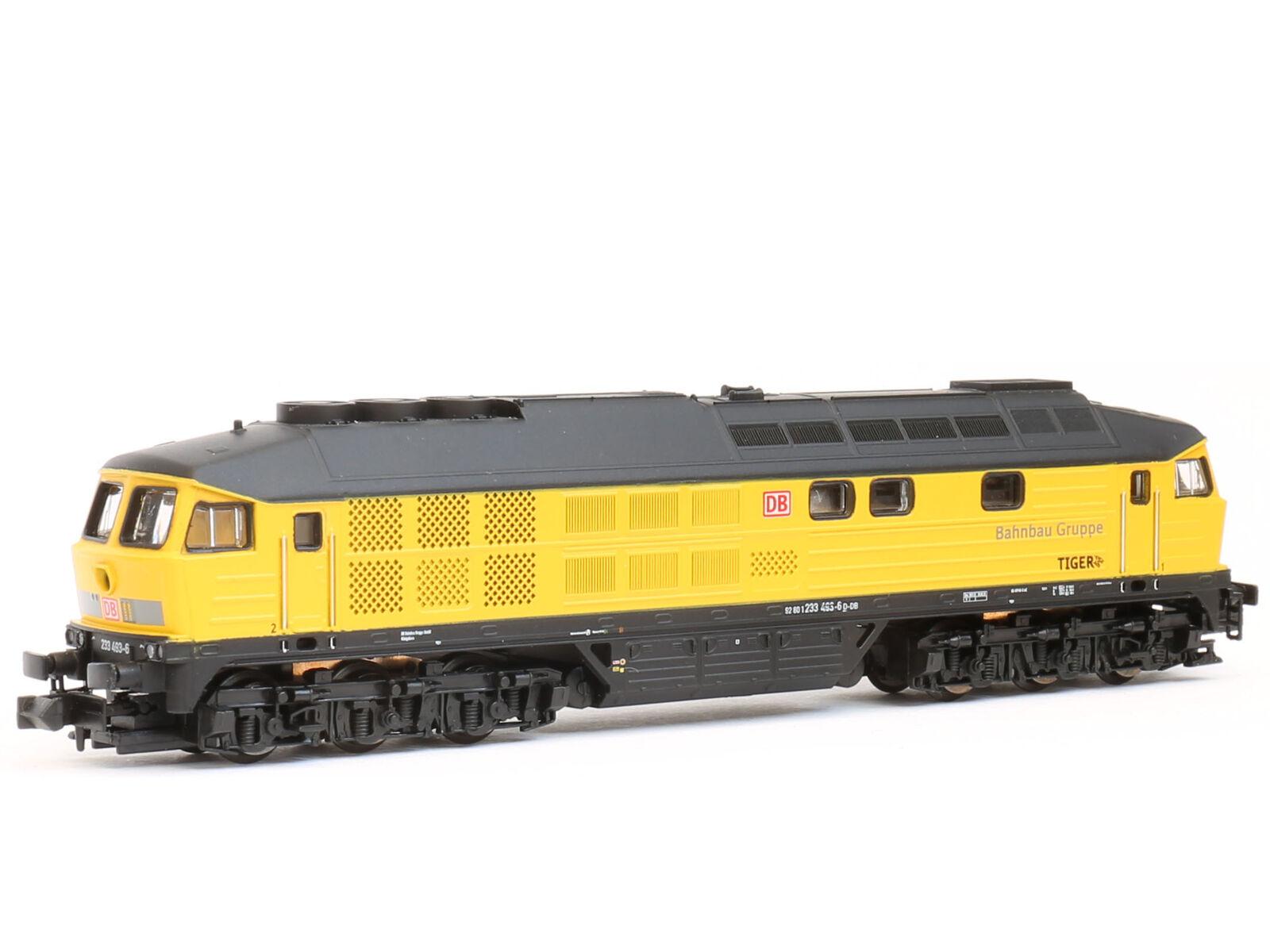 BRAWA 61025-DCC + SX + Sound Diesel br232 DB AG massicciate EP. vi-Spur N