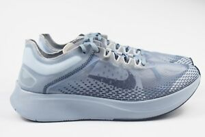 cdb80453f15fc Nike Zoom Fly SP Fast Mens Size 10.5 Running Shoes Obsidian Mist ...