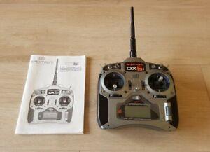 2,4GHz Sender Spektrum DX6i - Neuwertig, kaum benutzt - Einsteiger Fernsteuerung