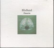 Pinseria  - Blix Band - CD