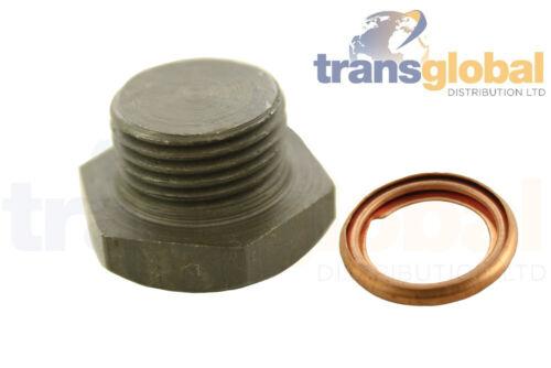 Sump Plug /& Rondelle Pour Land Rover Defender 200Tdi Bearmach 213961 L 603659