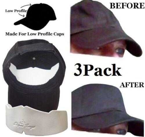 Brim Hat Liner Hat Shaper Hat Storage Aide New Low Profile Caps Crown Inserts