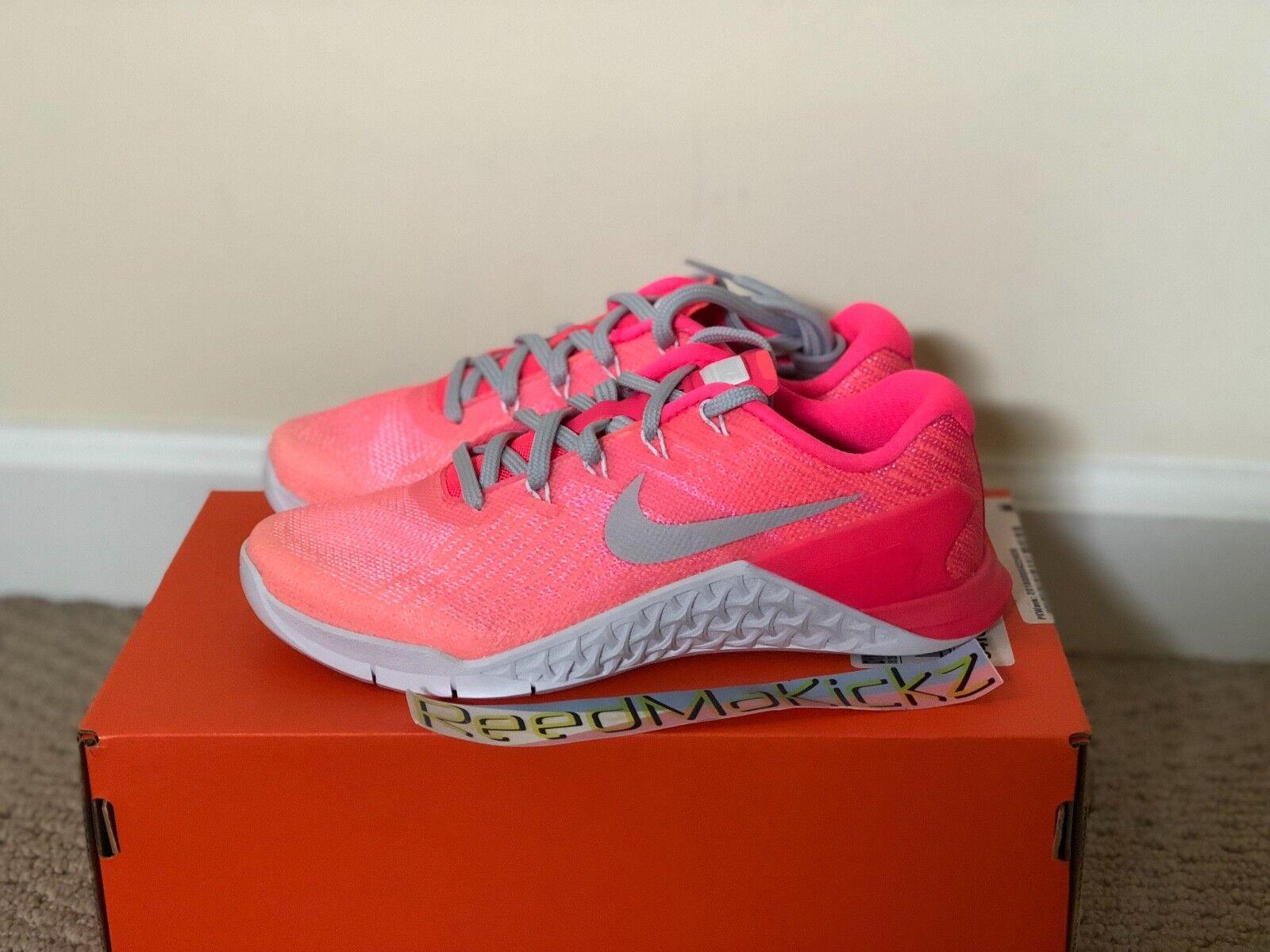Nike Metcon 3 Fade Pink Sunset Glow womens sizes 902175 800