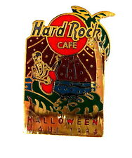 HARD ROCK CAFE HRC BROSCHE - HALLOWEEN MAUI 1994 [4026K]