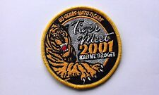"PATCH RARA TIGER MEET 2001 ""KLEINE BROGEL"""