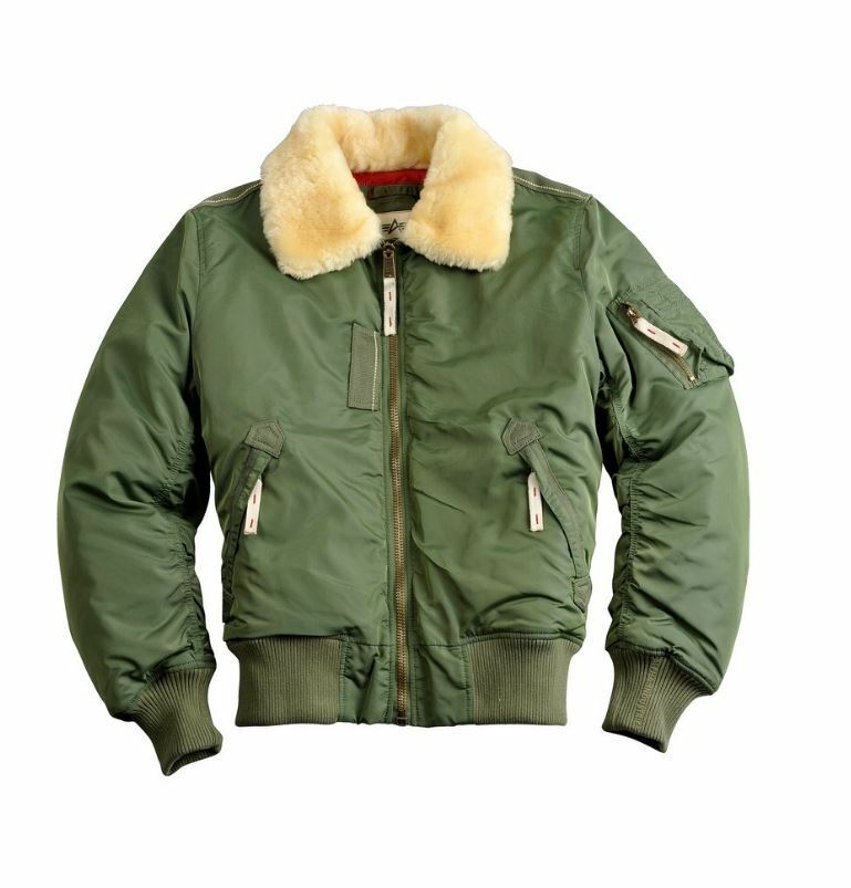 Alpha Industries Injector III 143104 01 sage green